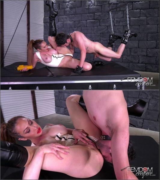 Yasmin Scott - Hung Up On Pussy [FullHD 1080p] (FemdomEmpire)