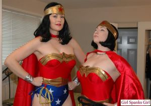 Wonder Woman Vs Wonder Woman - image1