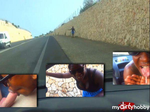 JosyBlack - Krass! Verkauft fur Mitfahrgelegenheit! [HD 720p] (MDH)