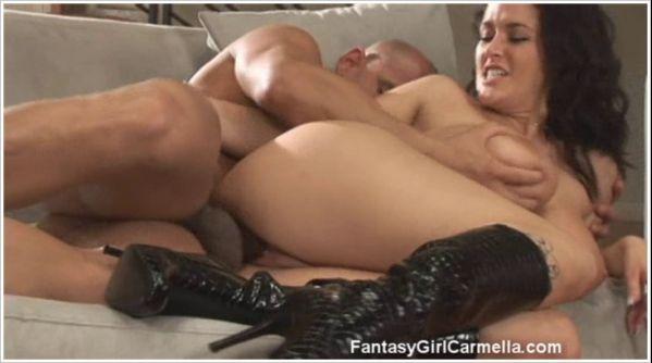 Carmella bing anal 2018