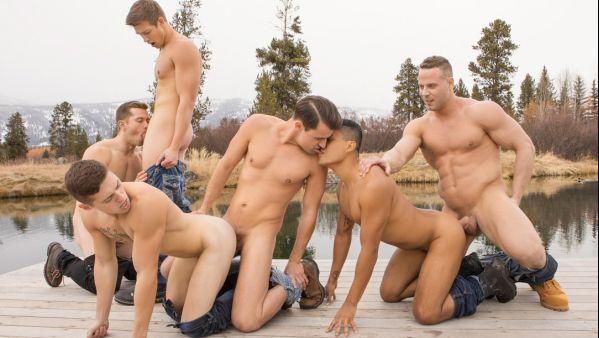SC – Wyoming Getaway Part 4 – Asher, Deacon, Dillan, Jack, Lane & Malcolm