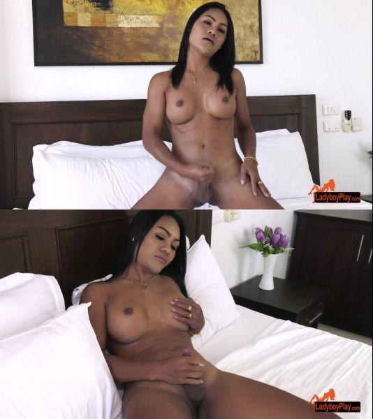 Soda - Strokes Her Shecock (LadyBoyPlay.com/HD/2018)