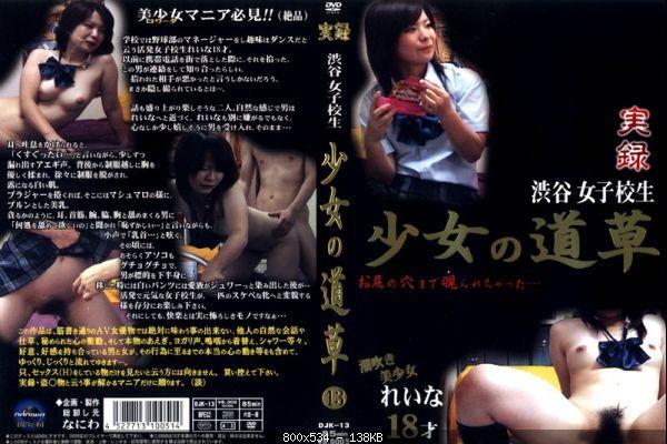 [DJK-013] 少女の道草 13 女子校生 学生服 盗撮・のぞき