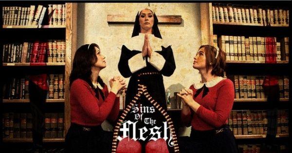 Felony , Sarah Shevon and Jodi Taylor - Sins Of The Flesh