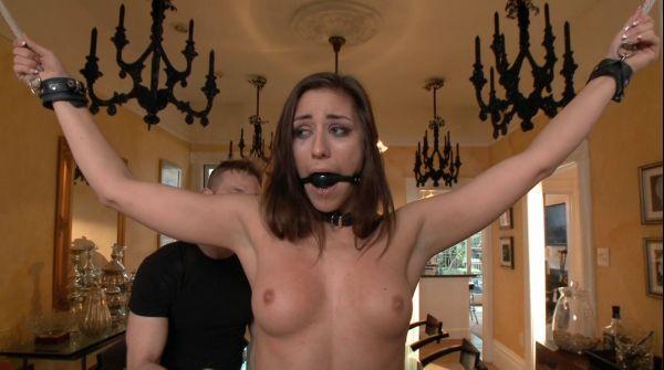 Horny Housewife Rilynn Rae's Secret BDSM Fantasies Revealed