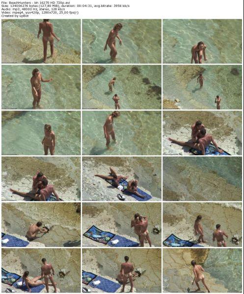BeachHunters - bh 16270 HD 720p nude