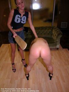 Nude Sorority Paddling - image6