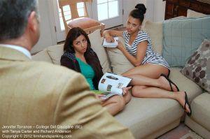 College Girl Discipline - Be - image1