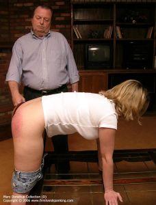 Bare Bottom Paddling - image4