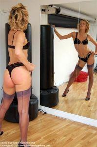 Bare Bottom Whipping - image3