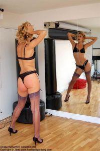 Bare Bottom Whipping - image4