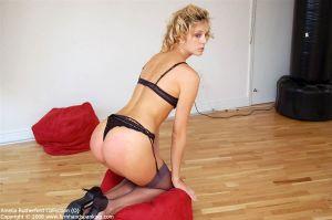 Bare Bottom Whipping - image6