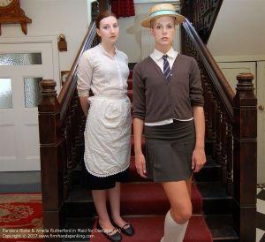 Maid For Discipline - image1