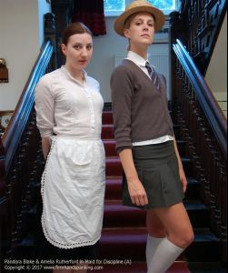 Maid For Discipline - image3