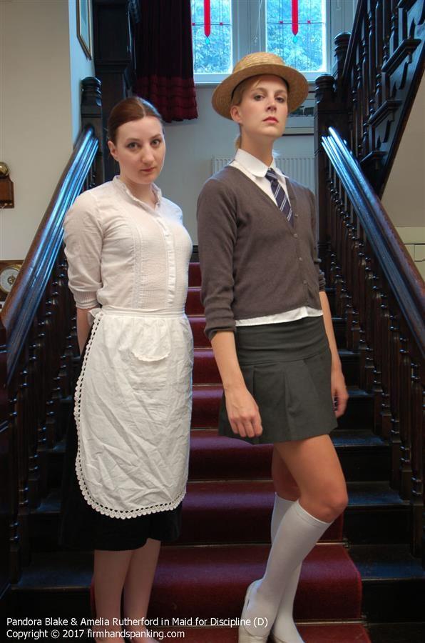 Maid For Discipline - D - image5