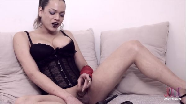 Camilla Jolie - Lick it [FullHD 1080p] (JolieAndFriends)