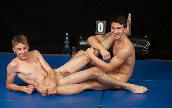 STR8H – Miro Dalek & Adam Egner – WRESTLING