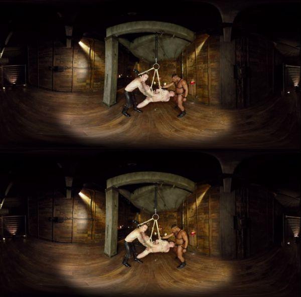 Slave Boy Rope Suspension 3-Way - Oculus Rift