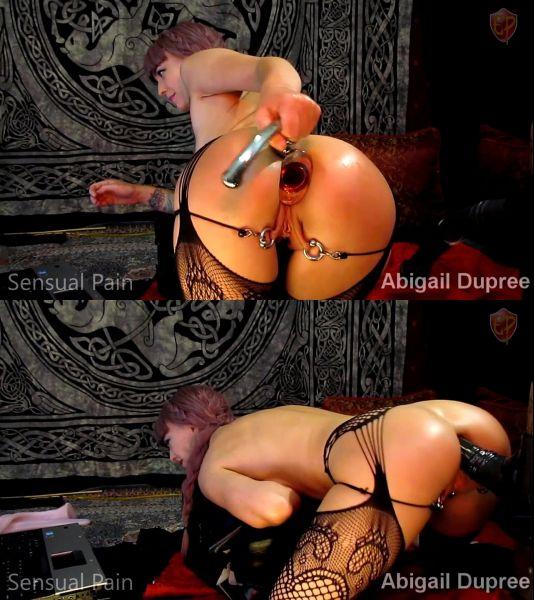 Abigail Dupree - Extreme Anal Slave [HD 720p] (Sensualpain)