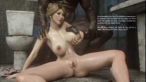 [3D Porn Comic] [Jared999D] Wild Suzi's Uncotrollable Lust Part 1 [armpits fuck]