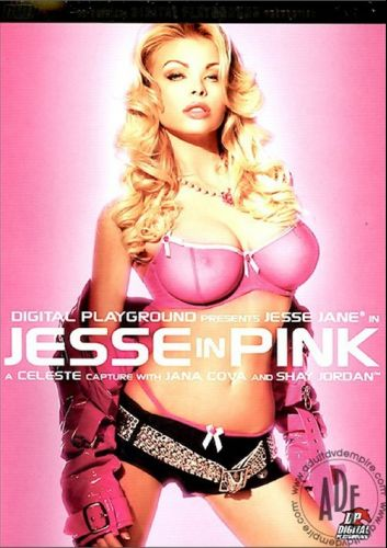 Jesse in Pink