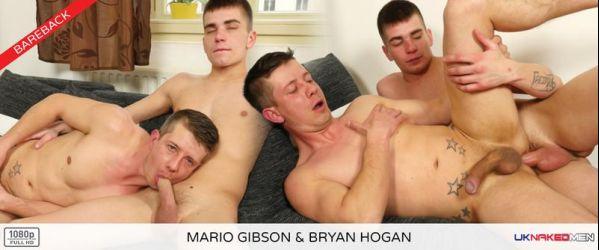 UKNM – Mario Gibson & Bryan Hogan (Bareback)