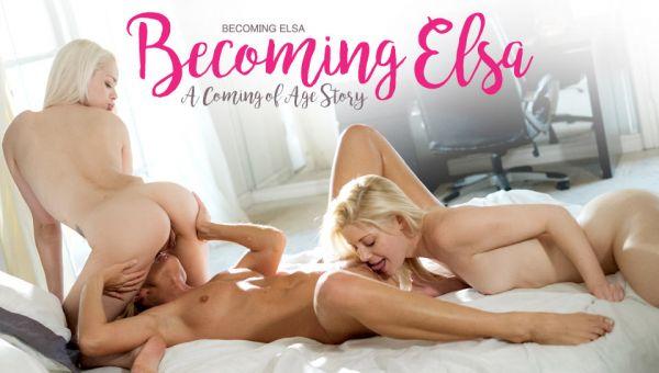 India Summer, Charlotte Stokely, Elsa Jean - BECOMING ELSA