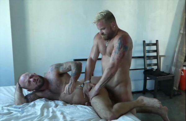 MMD – Big Brutes Muscle Fuck (Bareback)