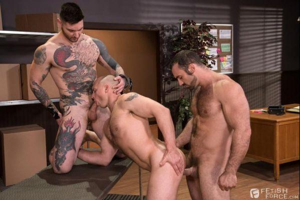 FC – Sexual His ASSment, Scene #02 – Jaxton Wheeler, Teddy Bryce & John Magnum