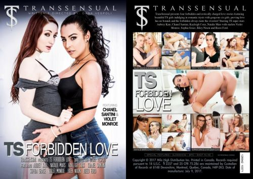 Forbidden Love(Dana Vespoli, Transsensual) [2017, Transsexual, Gonzo, Hardcore, shemale on female, 1080p, WEB-DL](Chanel Santini, Aubrey Kate, Natalie Mars, Kayleigh Coxx)