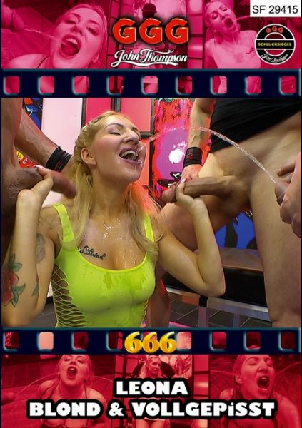 GermanGooGirls: Leona, Bonnie Bee - Leona – Blond and Vollgepisst - 04.06.2018 (HD/2018)