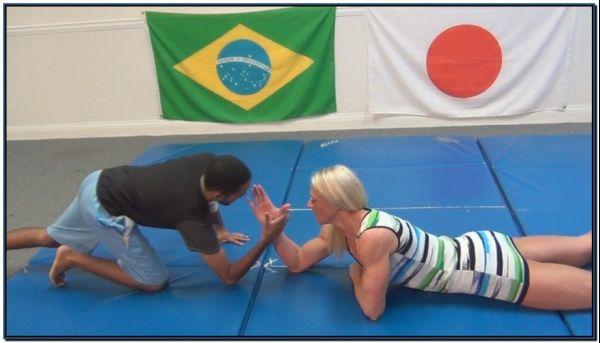 Nikki J Fighting