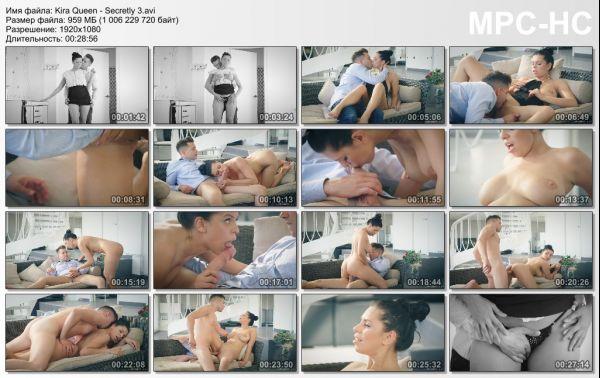 Kira Queen: Secretly 3 HD 1080p