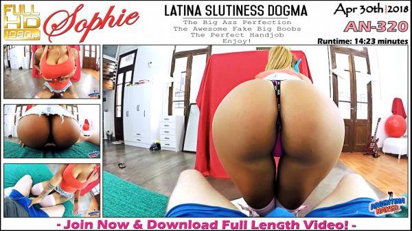 Sophie - Latina Slutiness Dogma - AN-320 (30.04.2018) [FullHD 1080p] (ArgentinaNaked)