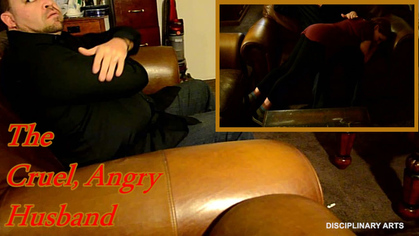 default - disciplinaryarts – MP4/HD – JOHANNA SULLIVAN,MR. TROY - THE CRUEL ANGRY HUSBAND