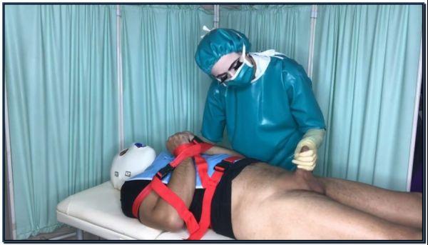 Dental Treatment Femdom Handjob