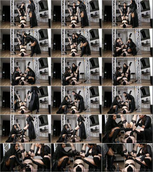 Alexandra Snow, Ezada Sinn - Cum on Your Face [FullHD 1080p] (Goddesssnow)