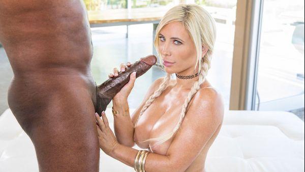 Wife tease touch stranger