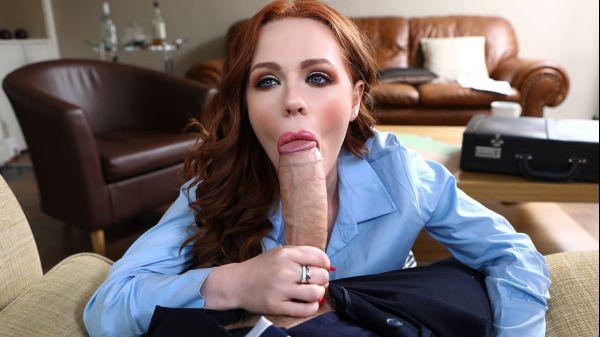 Ella Hughes - Pleasuring The New Partner