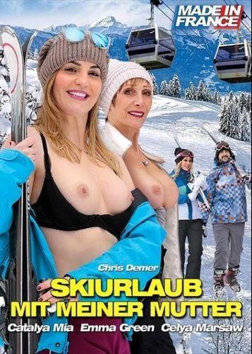 Vacances au Ski Avec ma Mere (2018) FRENCH