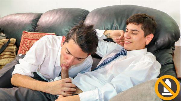 BSF – After school bareback for gay Latino boys – Julien & Allen