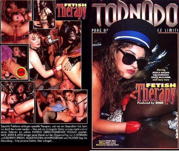 [DBM Videovertrieb] [TR-013] Tornado #13 - Fetish Therapy (1998) [Phenola Grandi]