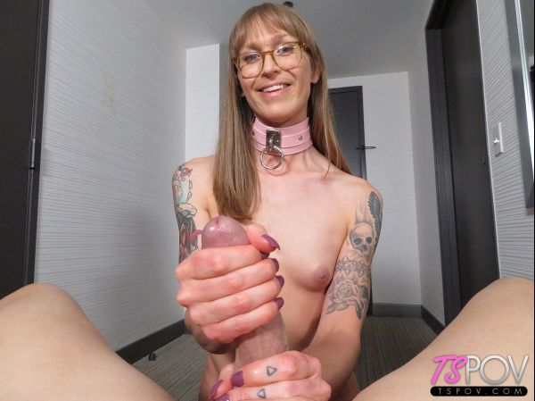 Jessi Gunn - Tall & Slender TS Loves a Big Dick (TSPOV.com/FullHD/2018)