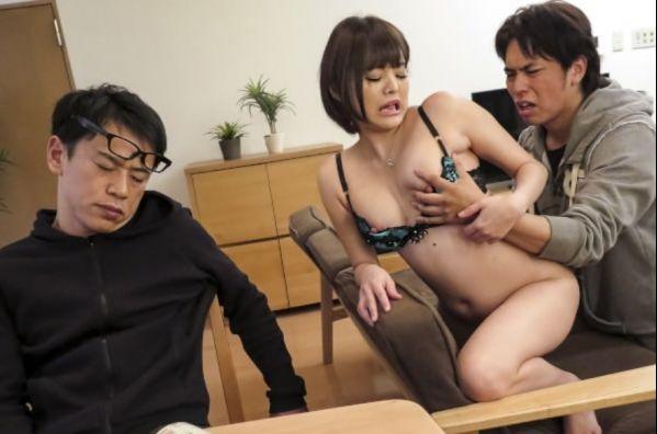 Miku Aoyama - Miku's Daring Infidelity [FullHD 1080p] (Erito)