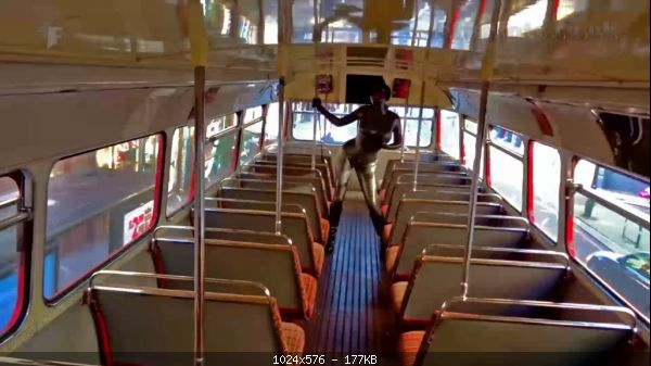 Latex London Kink Fetish Bus