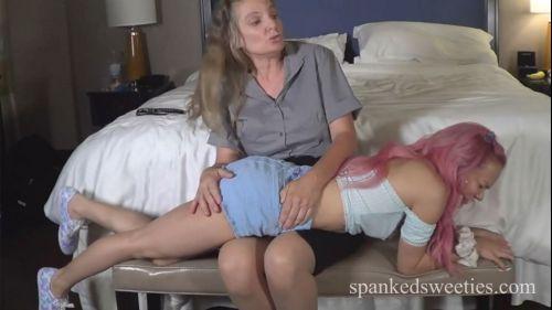 snapshot20180811231230 - spankedsweeties – MP4/HD –  Kiki Cali Sp A1 (from Kiki Cali)