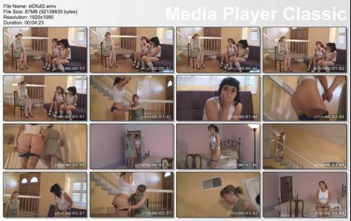 thumbs20180811231542 - girlspanksgirl – MP4/HD – Clare Fonda, Veronica Ricci, Lilia Spinoza - Strict Tutor Day 4 (remastered) download for free