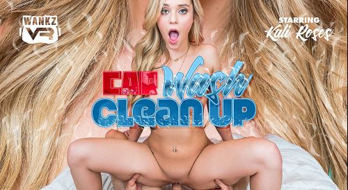 Car Wash Clean Up - Kali Roses Oculus Rift