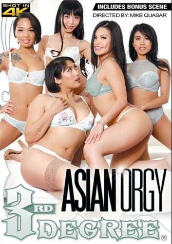 Asian Orgy (2018)