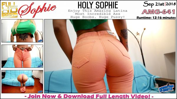Sophie - Holy Sophie - AMG-641 - 21.09.2018 [FullHD 1080p] (ArgentinaMegusta)